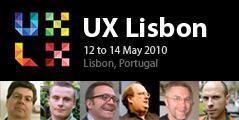 Банер: 12-14 май 2010 г. Лисабон, UX Lx