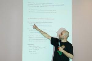 Борил показва как се оптимизира текст за уеб